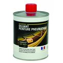 Thinner for inflatable antifoulings