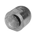 Threaded shaft nut