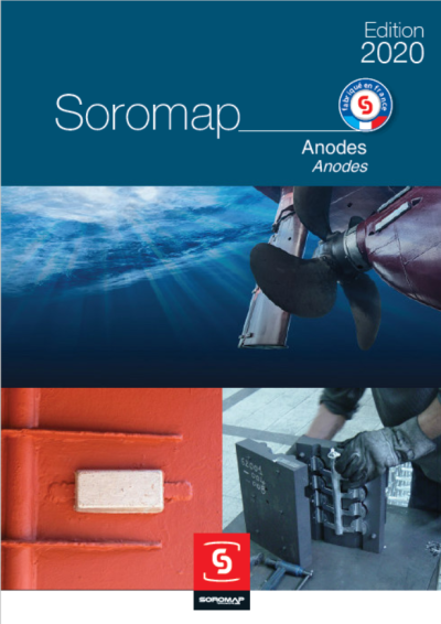 Download our Soromap Anode catalog