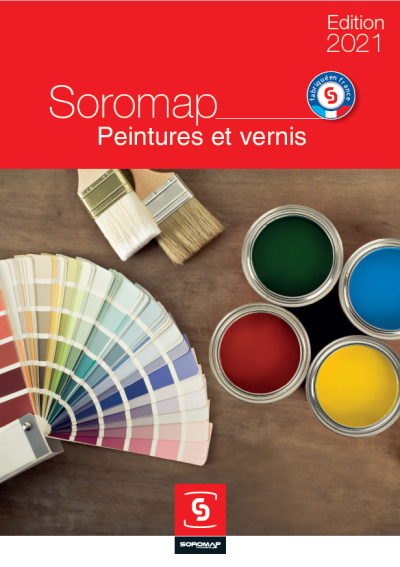 Download 2021 Soromap Paints and Varnishes catalog